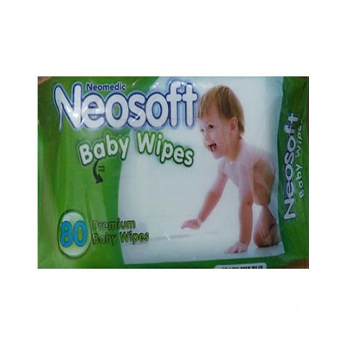 Neosoft Baby Wipes