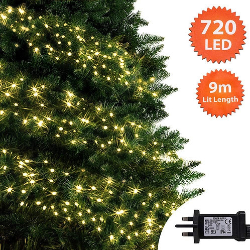 Christmas LED Lights 9m