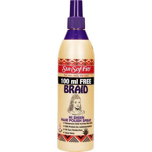 Sta-Sof-Fro Shampoo for Braid