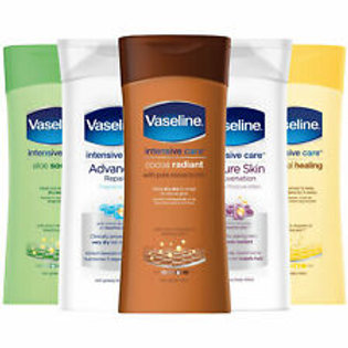 Vaseline Body Lotion (Assorted)