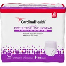 Cardinal Health Adult Diapers Large