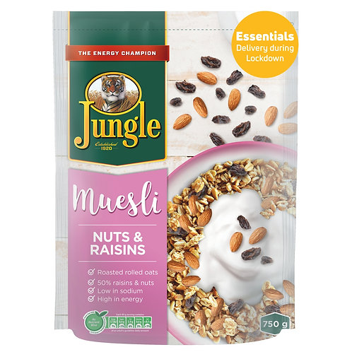 Jungle  Muesli Oats