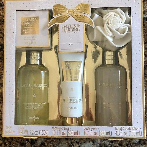Baylis & Harding England Gift Set