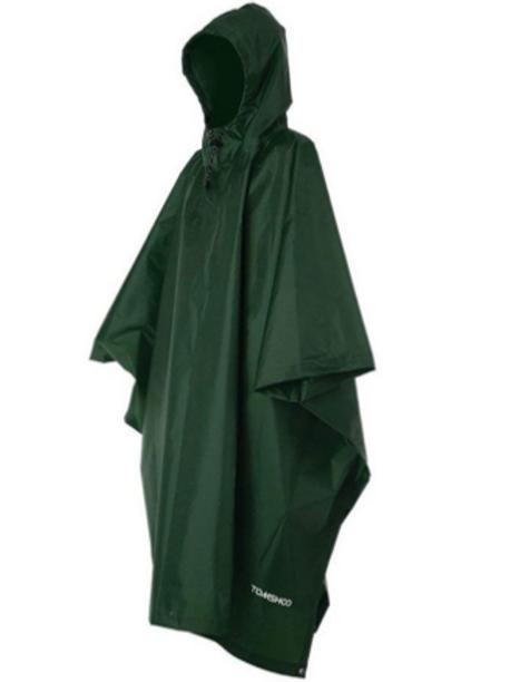 Travelmate Compact Hooded Raincoat