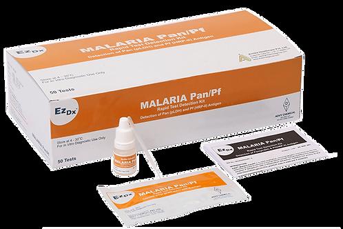 Malaria Pan/Pf Rapid Test Kit