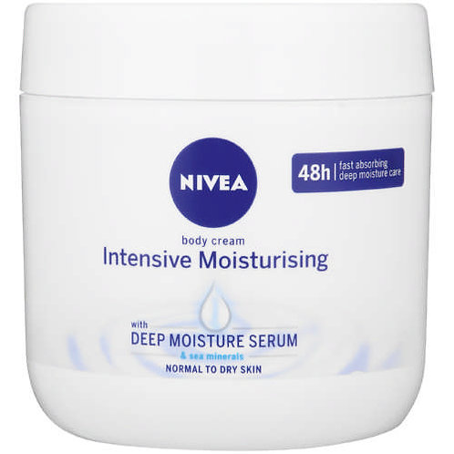 Nivea Intensive MoisturisingBody Cream