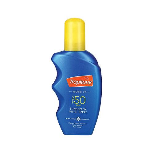 Triptone Move It Pump Spray SPF50