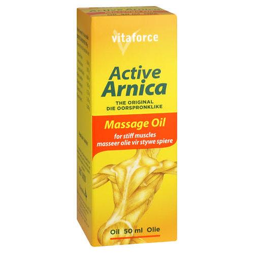 Active Arnica Massage Oil