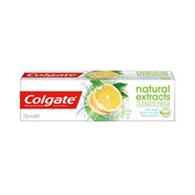 Colgate Natural Extract