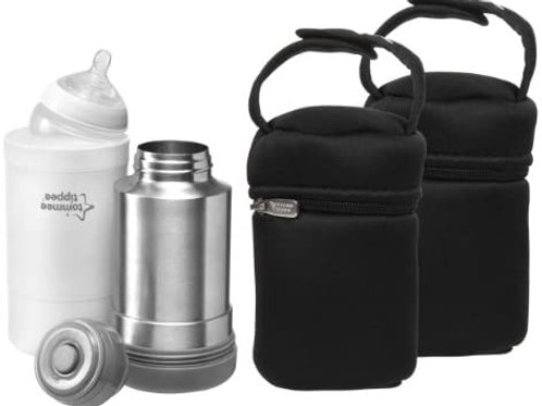 Tommee Tippee Travel Bottle andFood Warmer