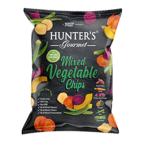 Good Heart Dried Vegetable Chips