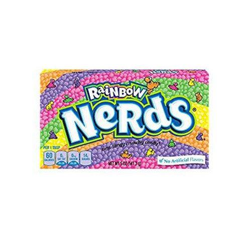 Rainbow Nerds Sweets
