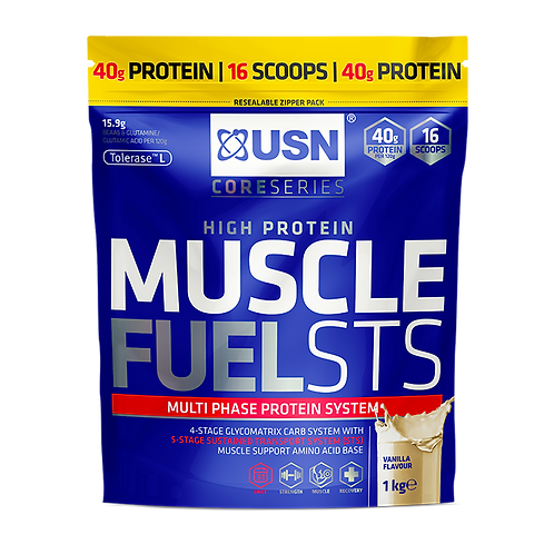 USN Muscle Fuel STS