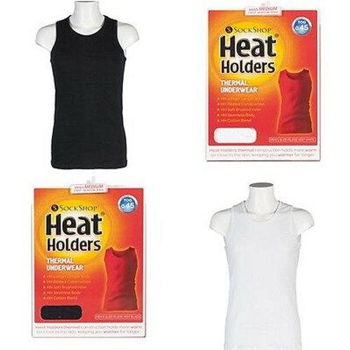 Heat Holders Thermal Underwear Vest