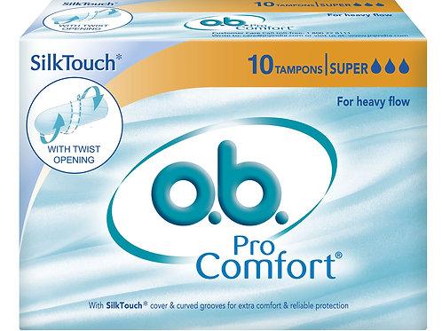 Procomfort Tampons