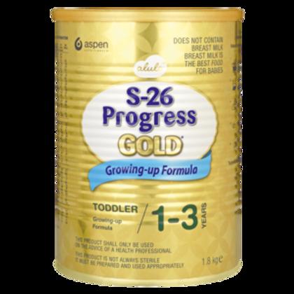 S-26 Progress Gold