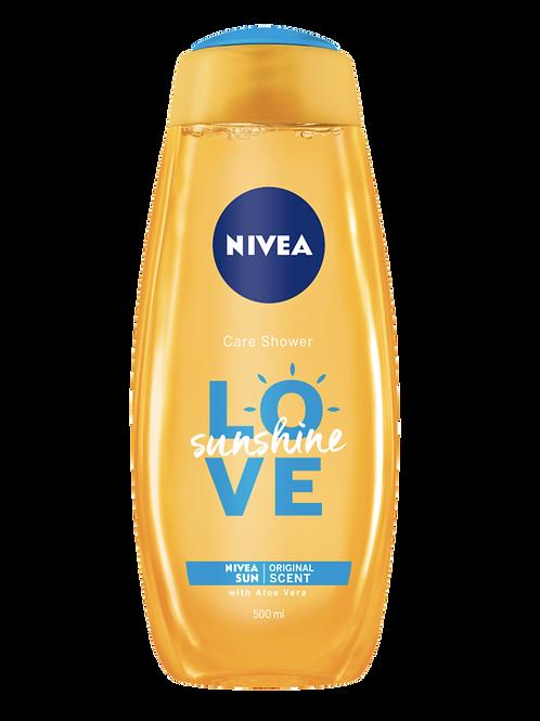 Nivea Care Shower Cream 250ml