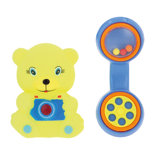 Jolly Tots Rattle Playtime Jingles