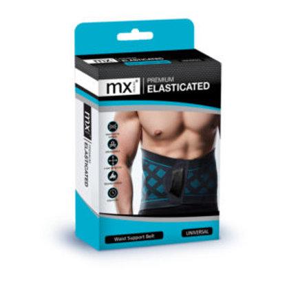MX Premium Elasticated Waist Support Belt
