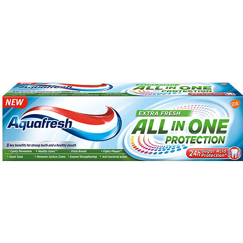 Aquafresh All In The One Toothpaste