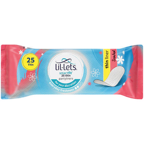 Lil-lets Pantyliners Scented