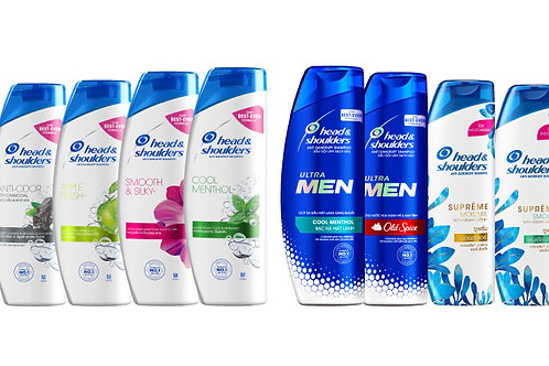Heads & Shampoo And Conditioner (Assorted)