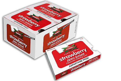 Dandy Blister Strawberry