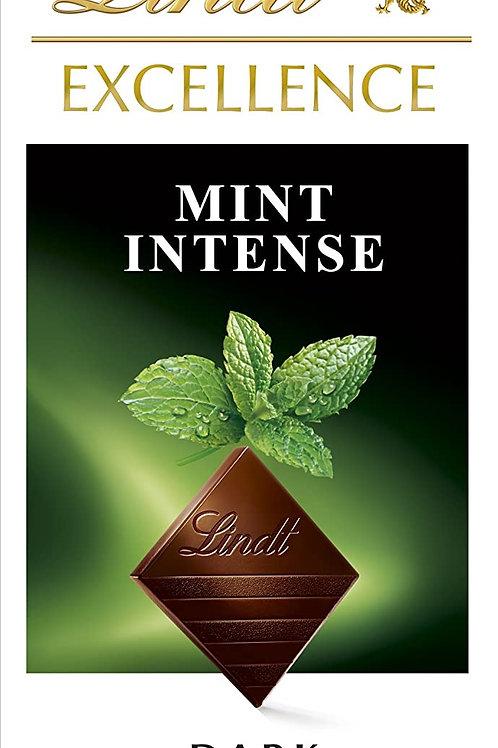 Lindt Mint Intense