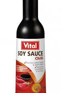 Soy Sauce Chilli