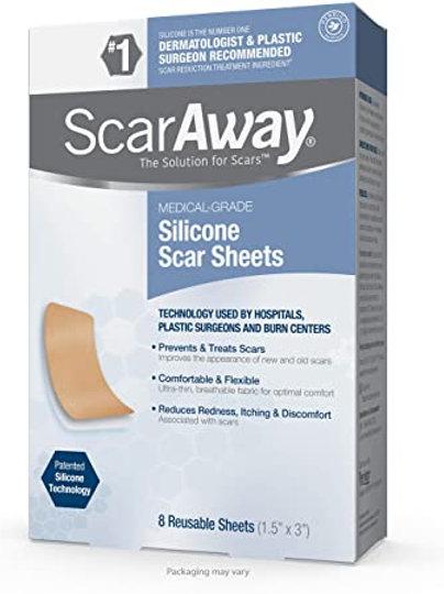 Scar Away Silicone Gel