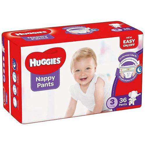 Huggies Pants Size 3 (7-12kg)