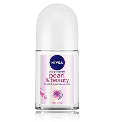 Nivea Roll On Women Pearl Beauty
