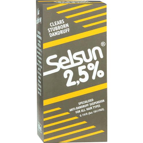 Selsun 2.5% Anti Dandruff