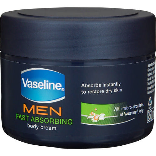 Vaseline Body Cream