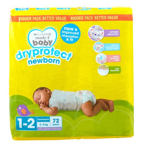 Clicks Diapers