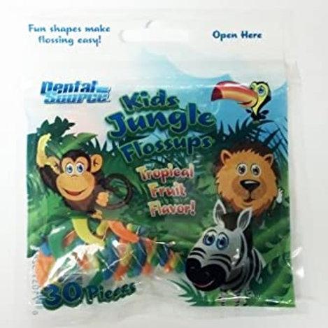 Kids Jungle Flossups