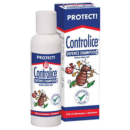 Controlice Shampoo 125ml