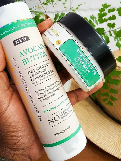 Avocado Butter Detangling Leave in Conditioner