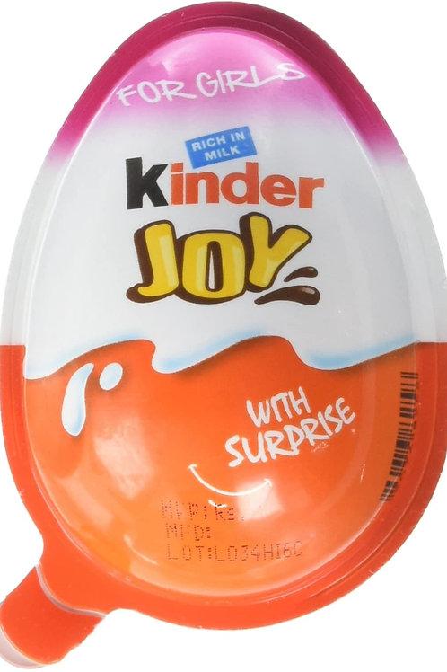 Kinder Joy For Girls