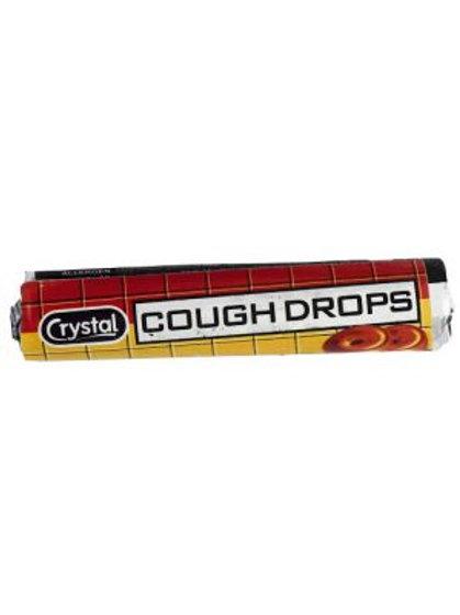 Crystal Cough Drops