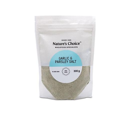Natures Choice Garlic & Parsley 300G