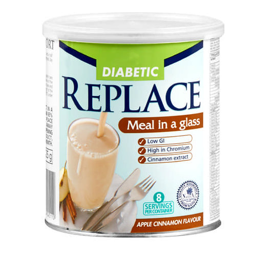 Replace Diabetic Meal In Glass 425G