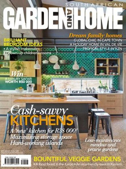 Garden& Home Magazine