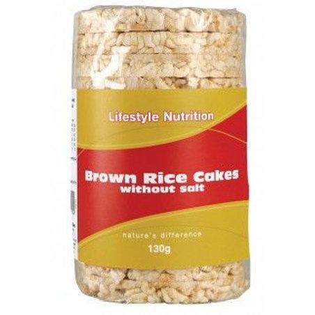 Lifestyle Foods Brown Rice Cakes Mini