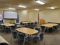 High School & Middle School Lunch Room
