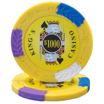 14G Kings Casino Composite Clay
