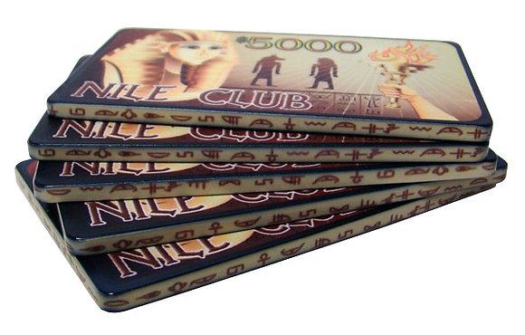 40G Ceramic - Nile Club $5K (5x)