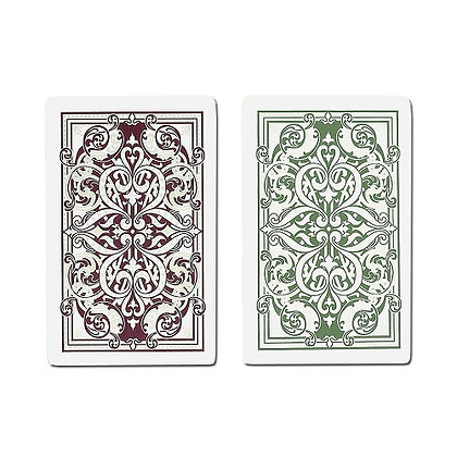 Jacquard 100% Plastic Poker/Regular