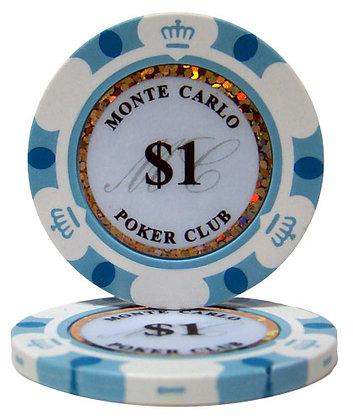 14G Monte Carlo Club Composite Clay