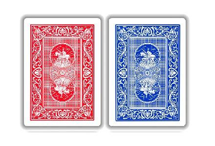 'Magnum' 100% Plastic Poker/Magnum